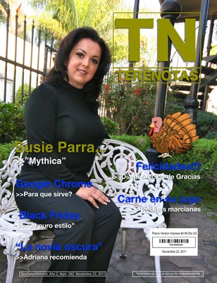 Susie Parra... Mythica