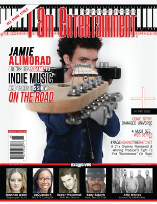 I Am Entertainment, Iss 29, JUL/AUG 2014