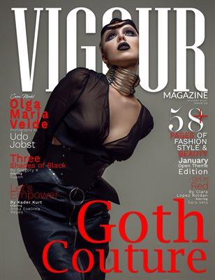 Vigour Magazine January Issue 2
