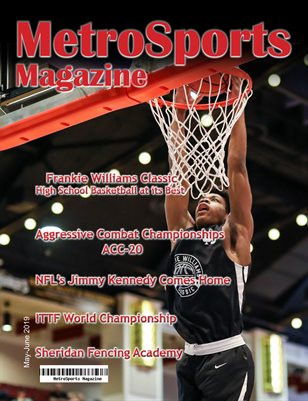 MetroSports Magazine May-June 2019 FWC