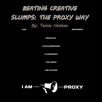 Beating Creative Slumps