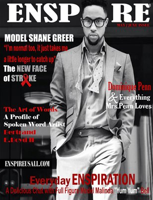 ENSPIRE MAGAZINE MAY | JUNE ISSUE