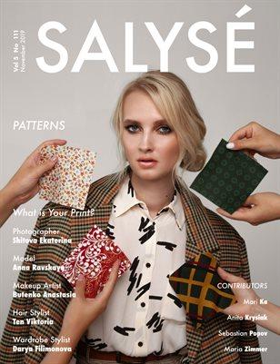 SALYSÉ Magazine   Vol 5 No 111   NOVEMBER 2019  