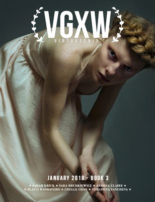VGXW - January 2018 Book 3 (Cover 1)