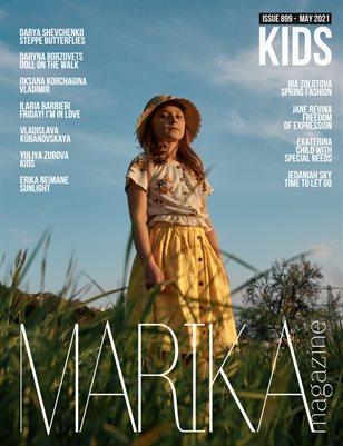 MARIKA MAGAZINE KIDS (ISSUE 899 - MAY)