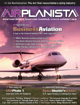 March, 2011 issue