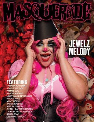 Masquerade No.7 – Jewelz Melody Cover