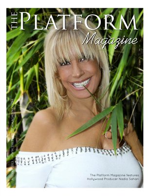 The Platform Magazine Cover Only August 2013