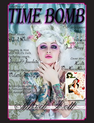 Tattooed Time Bomb Issue #13