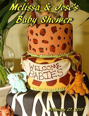 Melissa & Jose's Baby Shower