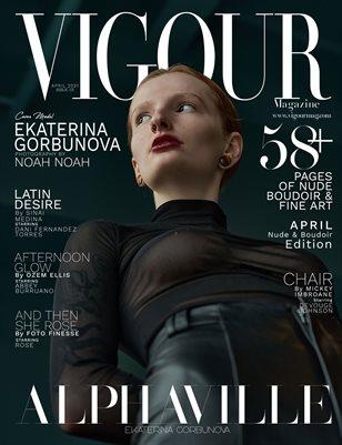 NUDE & Boudoir | April Issue 1