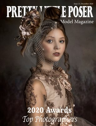 Pretty Little Poser Model Magazine - Issue 15 - 2020 Awards - Top Photographers