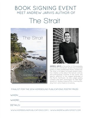 The Strait Event Poster
