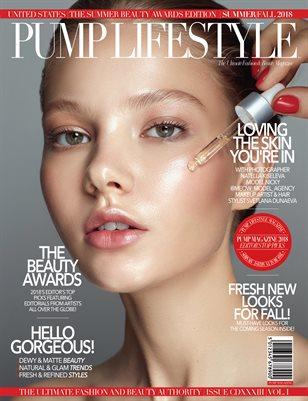 PUMP Lifestyle Magazine - The Beauty Awards Edition