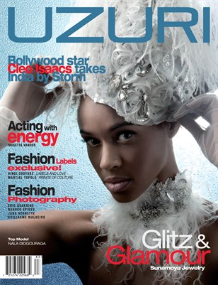 The premier global issue - Glitz & Glamour