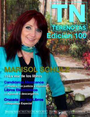 Marisol Schulz... La voz de los libros