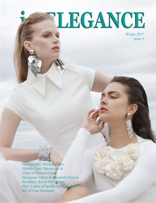 intElegance magazine issue 9 - cool whites