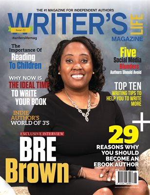 Writer's Life Magazine | Issue. 22