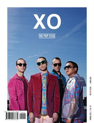XO No. 18 | The POP Issue: AVAN LAVA