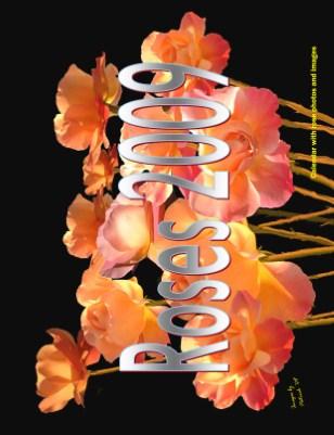 Calendar 2009 - Roses