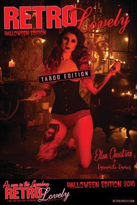 Cover Poster - Ellen Christine
