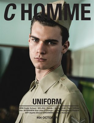 C HOMME #04 (COVER 1)