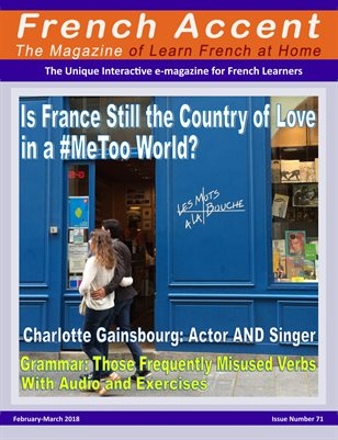 French Accent Magazine - February-March 2018