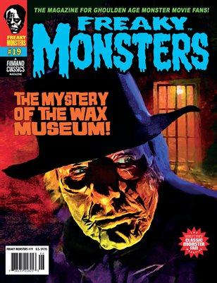 Freaky Monsters #19