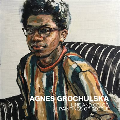 Agnes Grochulska Line and Color - Paintings of People CATALOG
