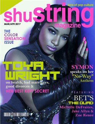 shuString Magazine Color Sensation Issue 17