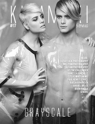 Kirameki Mag Grayscale Issue