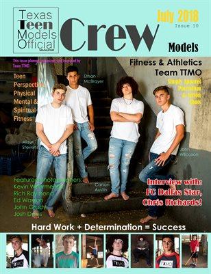 TTMO magazine July 2018