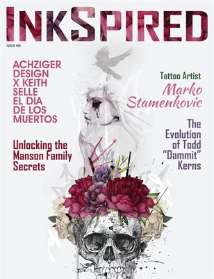 InkSpired Magazine Issue No. 66