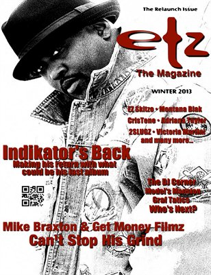 ETZ The Magazine: The Relaunch Issue
