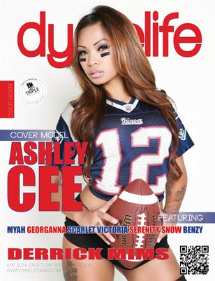 Dymelife Draft Day 2016 Special (Ashley Cee)
