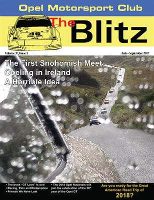 The Blitz, July - September 2017