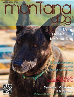 monTana dOg magazine Vol.1 Issue 1