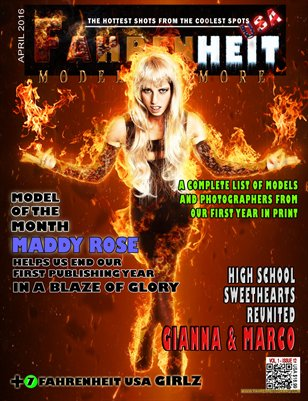 Fahrenheit USA Vol.1 Issue 12