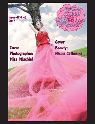 Baba Lous Beauties Magazine- Anything Pin Up Issue 47 & 48: 2017