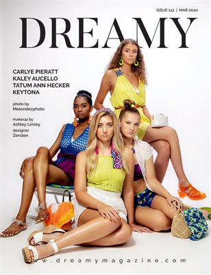 DREAMY Magazine | Issue 112