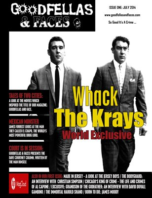 Goodfellas & Faces Issue 1