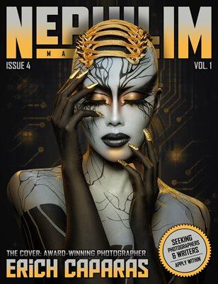 Nephilim Magazine #4 (Vol. 1)