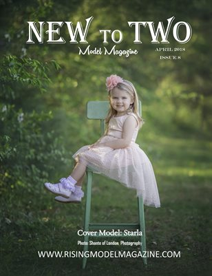New To Two Model Magazine Issue #8