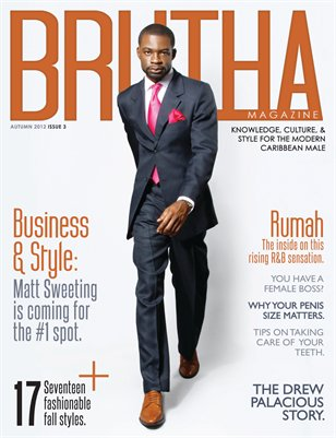 Brutha Magazine Autumn 2012