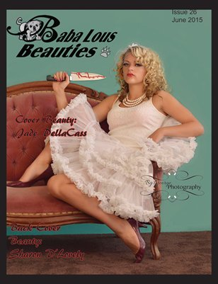 Baba Lous Beauties- Anything Pin Up Issue 26: June 2015