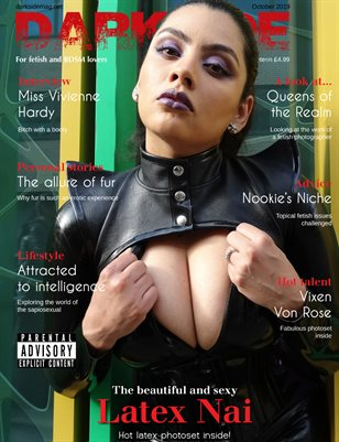 Darkside Magazine Issue 19