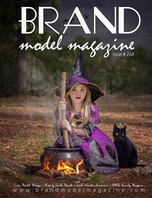 Brand Model Magazine  Issue # 268