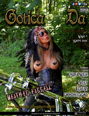 Gotica Da Fetish Magazine Vol #7