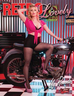 Retro Lovely No.64 – Lily Rosado Cover