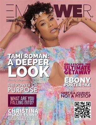 EMPOWER MAGAZINE: TAMI ROMAN 2019